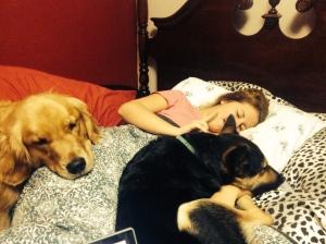 The best cuddlers.