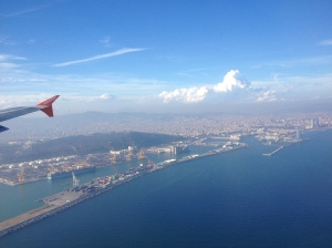 Barcelona baby!