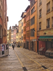 Getting Lost in Lyon!