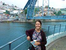 Getting lost in Porto :)