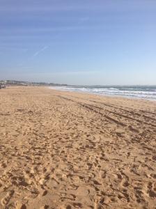 I really do love long walks on the beach..