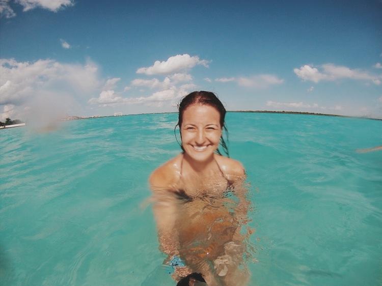 Saying bye to Bacalar - Hello Belize!